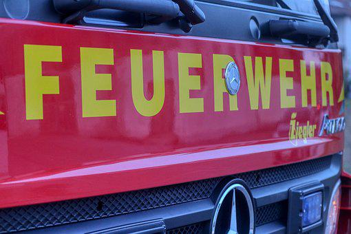 Fire, Vehicle, Fire Truck, Rescue, Emergency