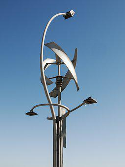 Energy, Generator, Renewable, Wind, Turbine, Ecology