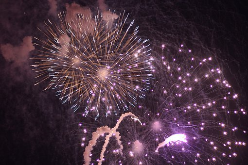 New Year, Firework, Year, Fireworks, Party, Celebration
