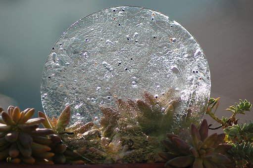 Ice, Winter, Cold, Frozen, Crystals, Frost, Disco