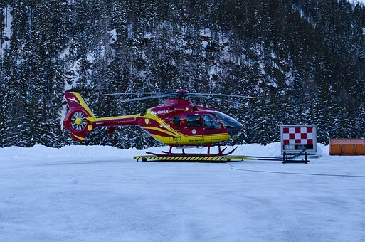 Helicopter, Emergency Doctor, Flying, Help, Aviation