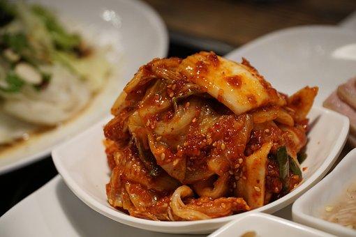 One Address Based, Korean Food, Kimchi, Bossam, Dining