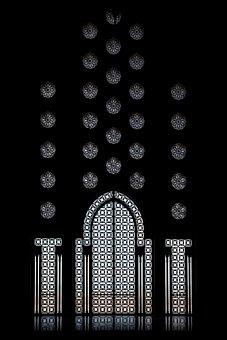 Morocco, Casablanca, Mosque, Muslim, Arabic, Moroccan