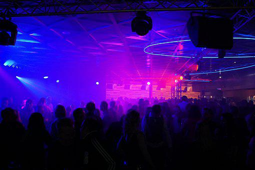 Party, Show, Light, Concert, Disco, Rock, Band, Music