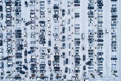 Parking, Car, Vehicle, Traffic, City, Park, Road