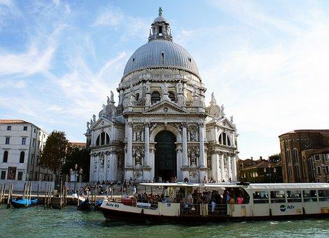 Venice, Venezia, Italy, Architecture, Romance, Human