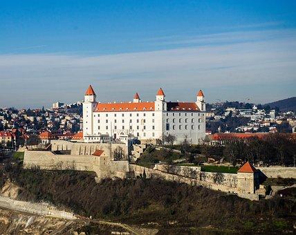 Bratislava, Slovakia, Slovensko, Press Castle, City