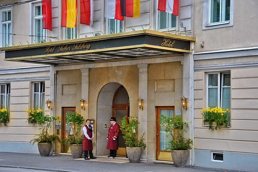 Salzburg, Hotel, Vacations, Tourism, Austria