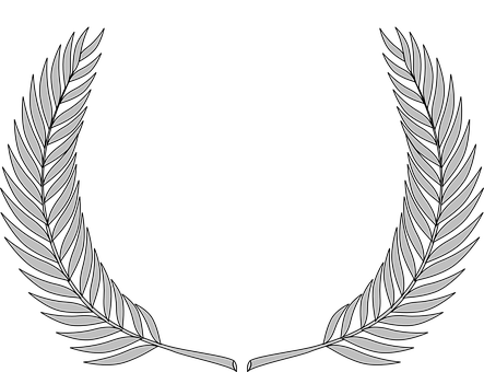 Wreath, Olive Branch, Accolade, Winner, Award, Prize