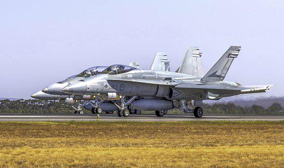 Royal Australian Air Force, F A-18 Hornets, Aerospace