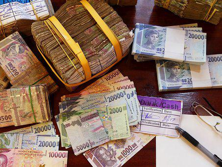 Money, Cash, Bills, Budget, Currency, Counting, Finance