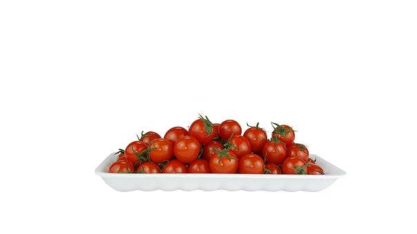 Cherry Tomato, Tomato, Vegetable, Food, Fresh, Red