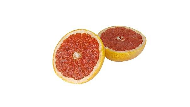 Grapefruit, Fruit, Food, Citrus, Orange, Fresh, Juicy