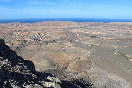 Fuerteventura, Hiking, Holiday, Paradise, Love, Island