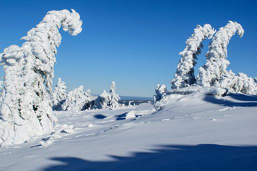Arber Mandl, Great Arber, Bavarian Forest, Arber