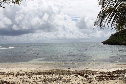 Beach, Plage, Island, Tropical, Mer, Ocean, Vacation