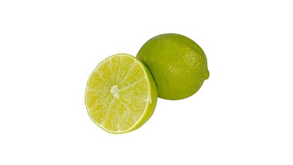 Lime, Lime Slice, Fruit, Fresh, Vitamin, Slice, Lemon