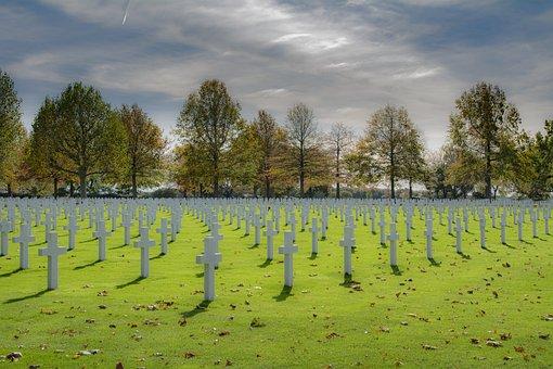 World War 2, Cemetery, Netherlands, Graveyard, Soldier