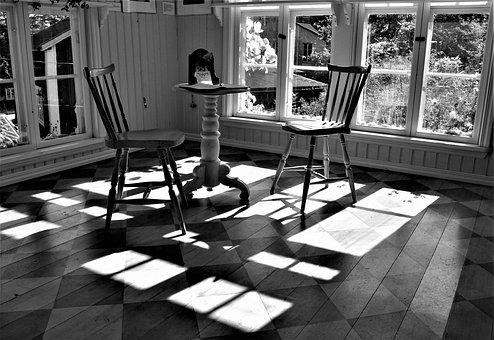Sunlight, Shadows, Light, Window, Architecture, Room