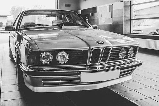 Car, Bmw, Vehicle, Oldtimer, Classic, Auto, Technology