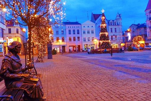 żeźba, Nicolaus Copernicus, City, Grudziadz, Poland