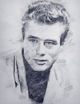 James Dean, American, Actor, Cultural Icon