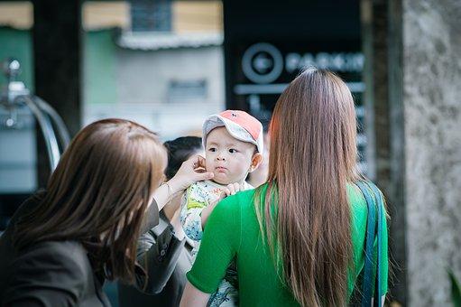 Kid, Girl, Child, Happy, Children, People, Cute, Family