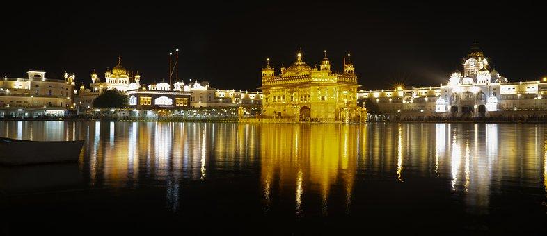 Golden Temple Amritsar, Golden Temple