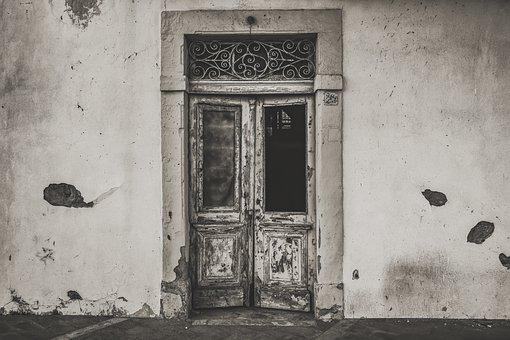 Door, Entrance, House, Old, Architecture, Old House