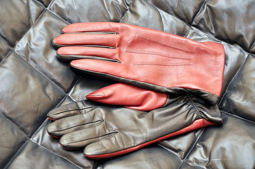 Fashion, Leather Gloves, Gloves, Leather, Skin, Hands