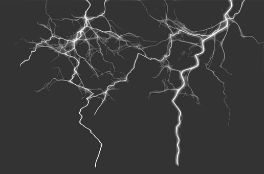 Lightning, Storm, Weather, Electricity, Gray Storm
