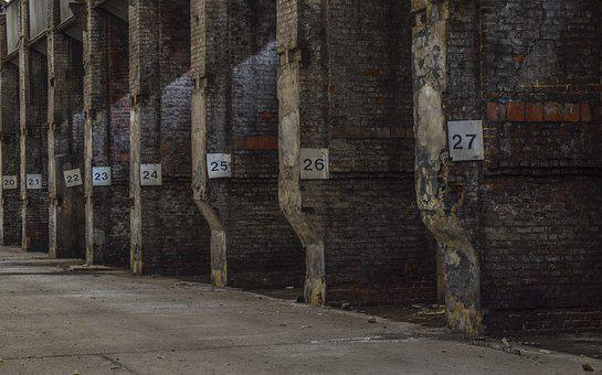 Lost Places, Hall, Factory, Pforphoto, Industry