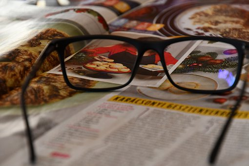 Magazine, Food, Baking, Cooking, Specs, Preparations