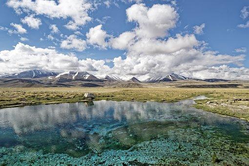 Tajikistan, Badakhshan National Park, National Park