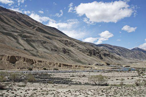 Tajikistan, Pamir, Hindu Kush, High Mountains