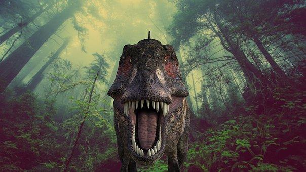 Dinosaur, Prehistoric, Predator, Reptile, Lizard