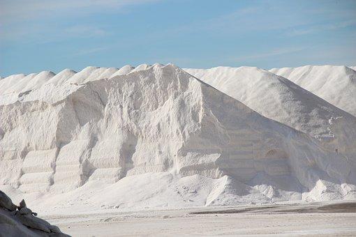 Salzberg, Salt Pans, Sea Salt, Salt, Saline, Industry