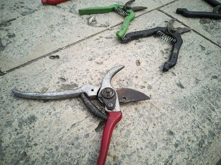 Pliers, Worker, Old, Tool, Steel, Skill, Equipment