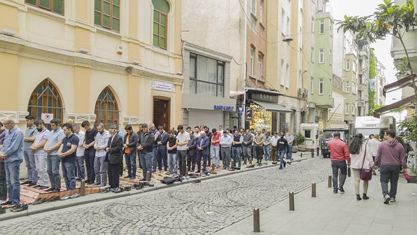 Tourist Attractions, Istanbul, Turkey, Hdr, Turkish