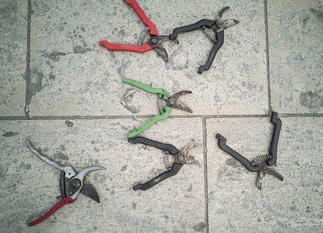 Pliers, Old, Worker, Factory, Metal, Craft, The Work
