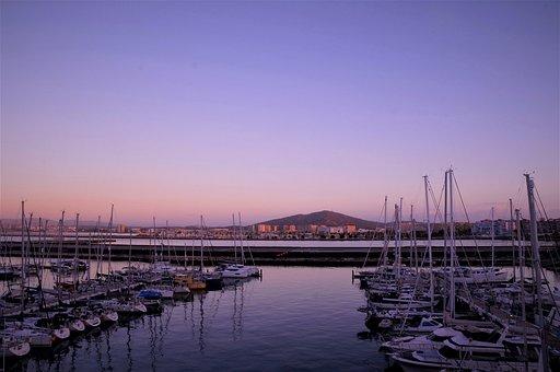 Gibraltar, Yachts, Marina, Harbor, Port