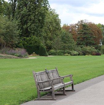 Regents Park, London, Uk, England, City, Park, British