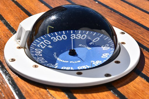 Cruise Ship, Disney, Disney Magic, Compass, Maritime