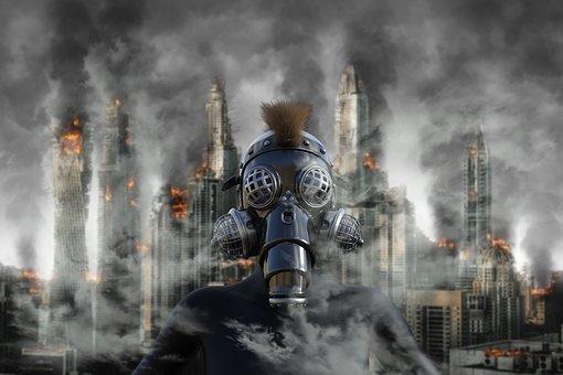 Armageddon, Destruction, Apocalypse, Fire, Disaster