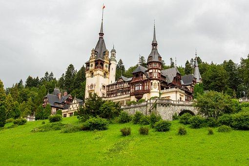 Romania, Castle, Transylvania, Karpaty, Fortress