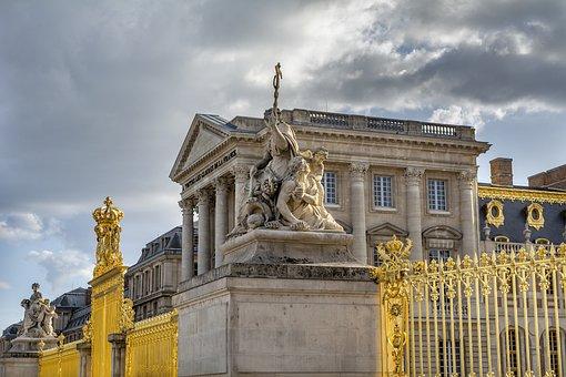 Marseilles, Paris, Architecture, Sculpture, France