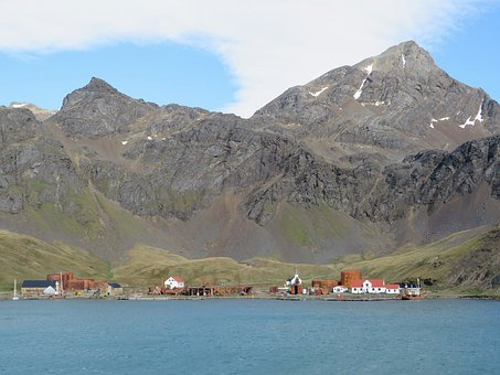 Grytviken, South Georgia, Whaling Station