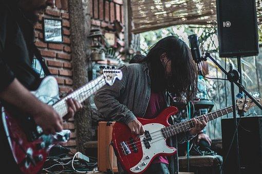 Music, Guitar, Musician, Instrument, Band, Guitarist