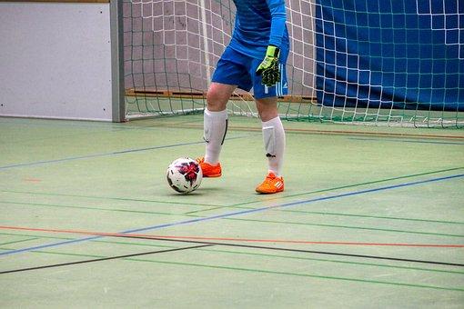 Football, Hall, Women's Football, Indoor Soccer, Ball