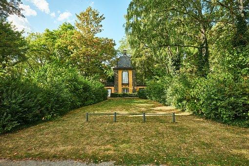 Hanover, Linden, Lower Saxony, Park, Kitchen Garden